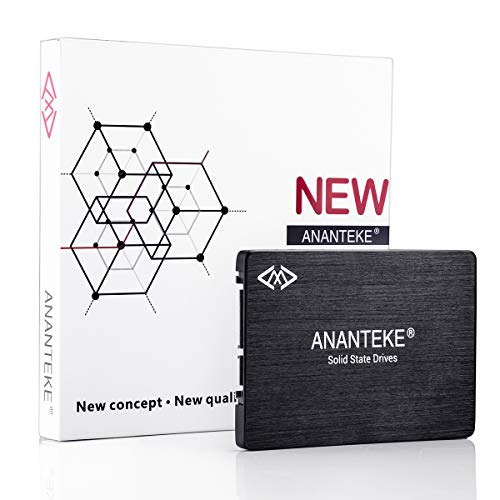 Ananteke SSD 480GB Solid State Drive