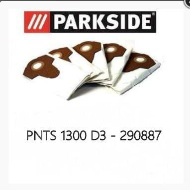 Saco a POUSSIERES finas para aspirador Parkside PNTS 1300 D3 ...