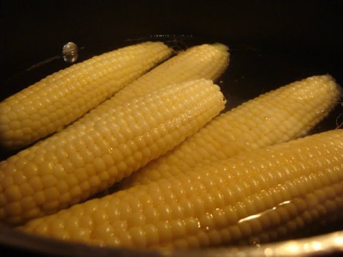 - CORN ON THE COB FRESH PRODUCE VEGETABLES 5 EARS PER PACK