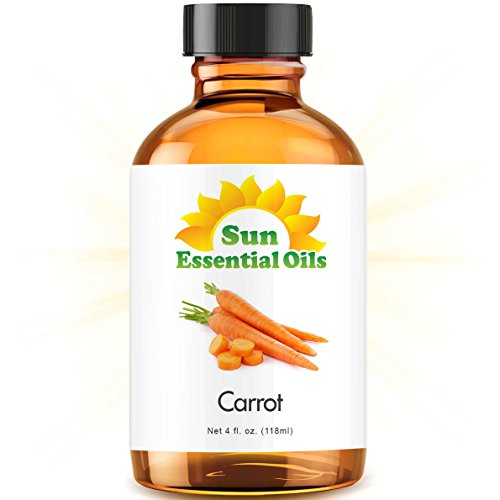 Carrot (Large 4 Ounce) Best Essential Oil