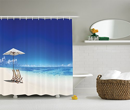 Ambesonne Collection Sunbeams Nautical Polyester product image