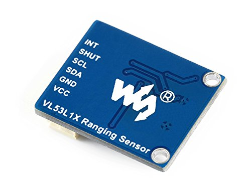 Waveshare VL53L1X Time-of-Flight Long Distance Ranging Sensor Accurate Ranging up to 4m Distance Measurement I2C Interface by waveshare (Image #5)