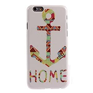 Anchor Design PC Hard Case for iPhone 6