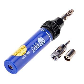 Soldador de Gas DIY Electrónica Herramientas de Reparación de Alta Calidad: Amazon.es: Bricolaje y herramientas