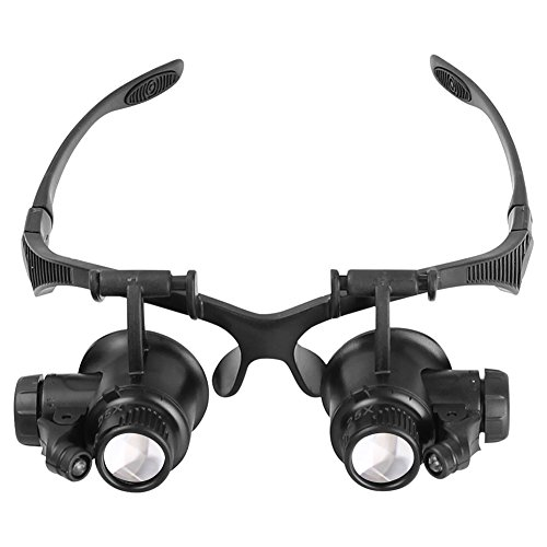 Illuminated Magnifying Headband Magnifier Distance product image