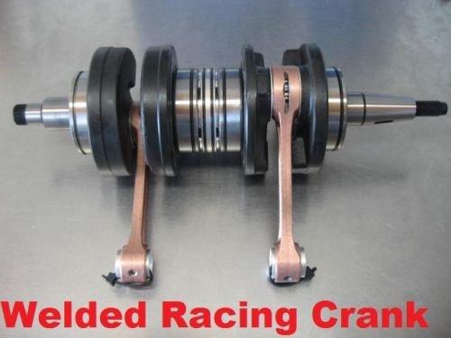 Crank 06 (New Yamaha Banshee YFZ350 YFZ 350 Crank Crankshaft Fit 1987-06 OEM Size)