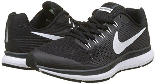 White 34 black Trail Anthracite Running Donna Nike Da 002 Scarpe Zoom gs Grey Nero Pegasus Dark EvwqPg