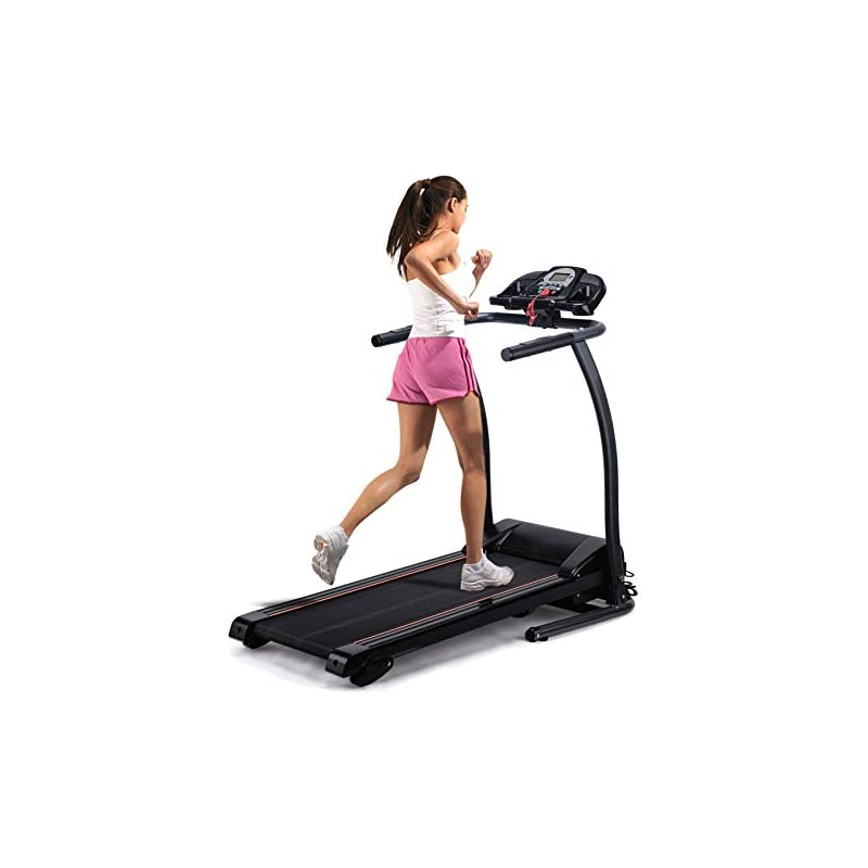 Pinty Folding Quiet Electric Treadmill I