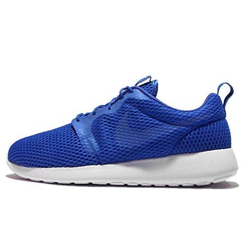 Mens Nike Roshe Uno Br Ip Esecuzione Corridore Pattino Blu / Corridore Blu-bianco