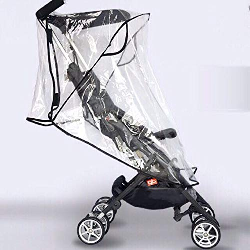 Stroller and Car Seat Replacement Parts/Accessories to fit GB Baby Products (Rain Cover)