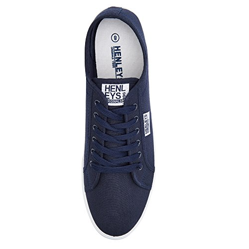 Shoes KRMSL373 Canvas Blue Quiksilver Foundation Navy Connor Men's vFpO6