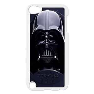 Star Wars Boba Fett Black PC Case Skin FOR Ipod Touch 5 GHLR-T408328