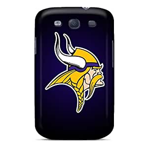 For Galaxy Case, High Quality Minnesota Vikings For Galaxy S3 Cover Cases