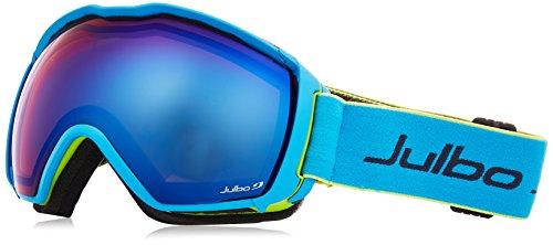 Masque de ski mixte JULBO Bleu Airflux Bleu   Vert Spectron 2 ... fa19de639f84