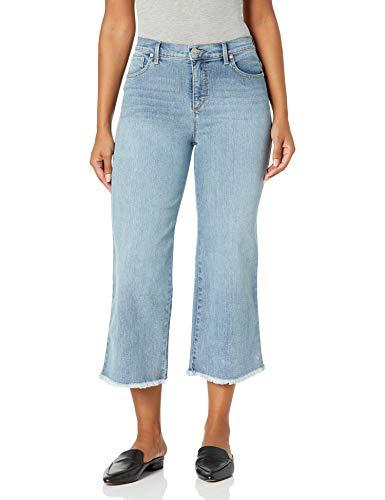 Gloria Vanderbilt Women's Amanda Wide Leg Crop