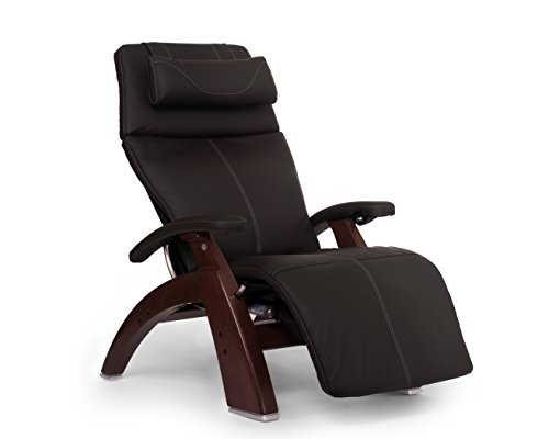 Chestnut Leather Recliner (Perfect Chair