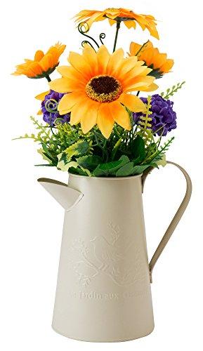 The Paragon Home Decor - Sunflower Artificial Flower Arrangement Home Decoration