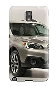 Cute Cynthaskey Subaru Outback 2015 Case Cover For Galaxy Note 3