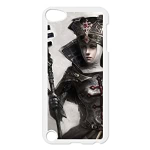 priestess painting iPod Touch 5 Case White xlb2-369055