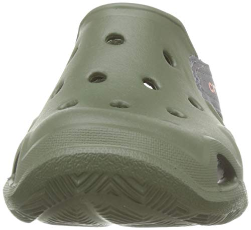 Punta Wave Crocs – Swiftwater Unisex army 309 Bambini Green Sandali A Chiusa Verde qp4H1Iw4