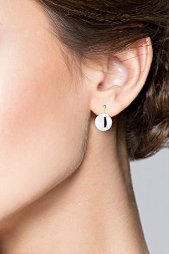 Buy sterling silver ball earring