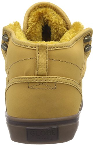 GlobeMotley Mid - Zapatillas Unisex adulto marrón - Braun (16240 tan Fur)