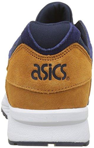 Asics Unisex Adults' Gel-Lyte V Trainers Multicolour (Peacoat/Peacoat) vAtGNE