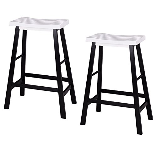 Clear Maple Bar Stool - 6