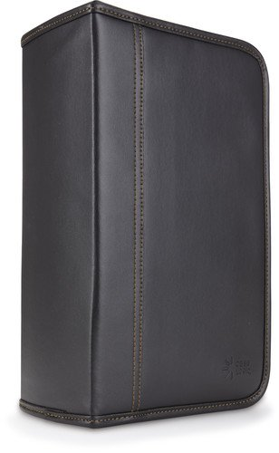 Case Logic KSW-128T Koskin 128-CD/DVD Capacity Wallet