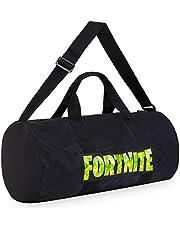 Fortnite Pistas, gymtas voor sport en school PE, Kids Overnight Holdall Bag, Officiële Merchandise