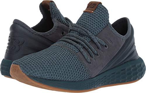 New Balance Men's Cruz V2 Fresh Foam Running Shoe, petrol/light petrol, 9 D US