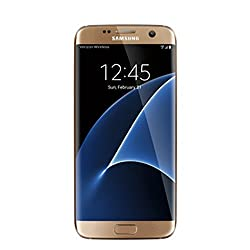 Samsung Galaxy Gs7 Edge, Gold 32gb (Verizon Wireless)