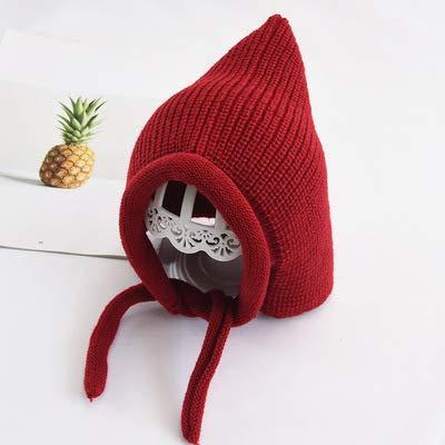 geiqianjiumai Sombrero para niños Orejeras de Punto de Color ...