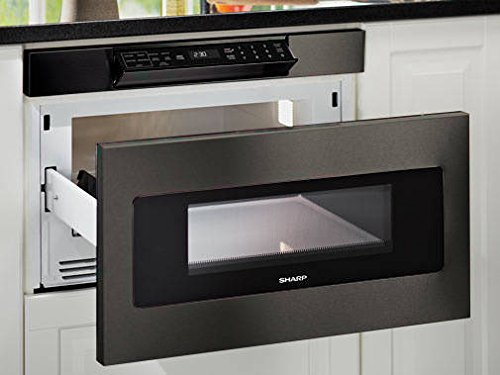Sharp Smd2470ah 24 Microwave Drawer With 1 2 Cu Ft