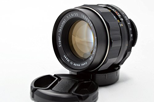 (PENTAX Super Takumar 55mm F1.8 F/1.8 M42 Screw Mount MF Lens (S/N:1626026)#55876)