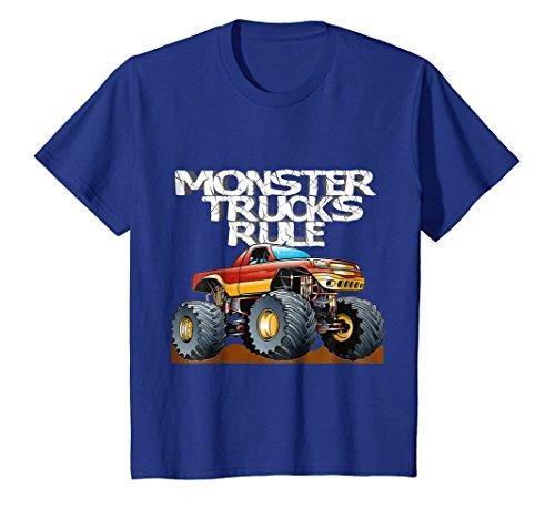RULE t-shirt 4 Royal Blue ()