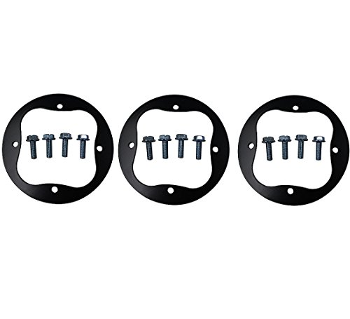 iFJF Deck Spindle Repair Rings for Cub Cadet RZT50 918-04126A 918-04125B set of 3