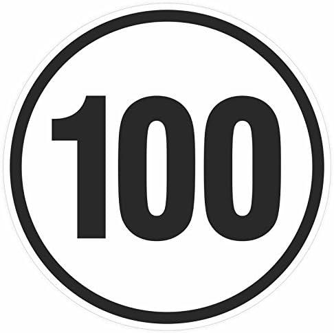 100 Kmh Schild Auto Lkw Trecker Anhänger Schlepper 20 Cm Alu Verbundmaterial Baumarkt