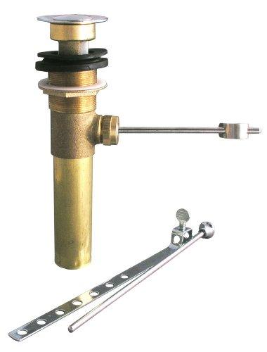Ldr Faucet Lavatory (LDR 501 9900 Complete Brass Body Pop Up Unit, Chrome)