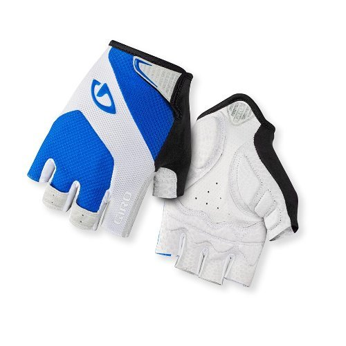 MONACO ROAD CYCLING GLOVES BLUE/WHITE M by Giro