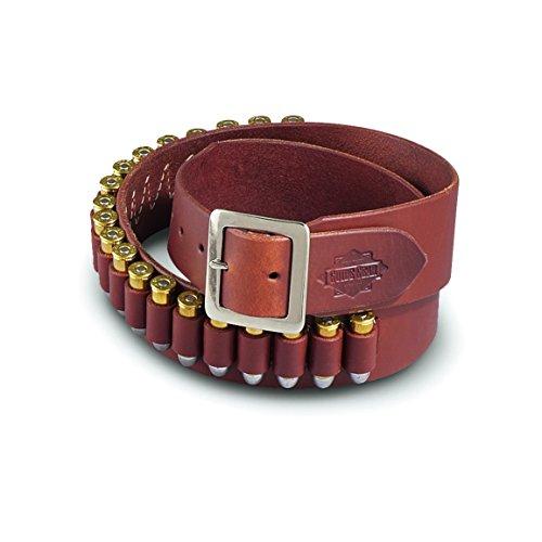leather ammo belt - 2