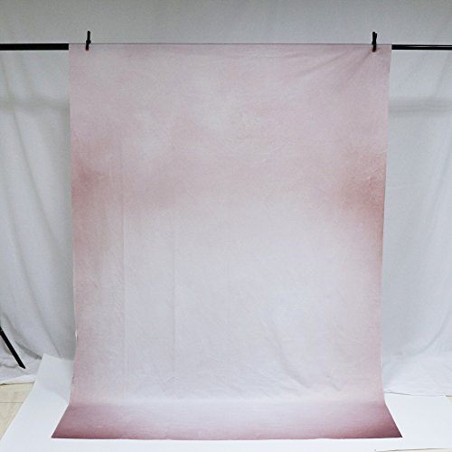 Allenjoy 5x7ft Professional Photography Backdrops Solid Color Retro Beige Old Master Wedding Background Indoor Portrait Studio Props Photo Booth Photocall Old Master Muslin