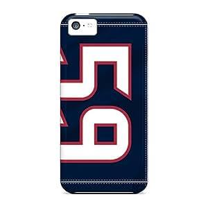 Hot Fashion SrC844RQvw Design Case Cover For Iphone 5c Protective Case (houston Texans)