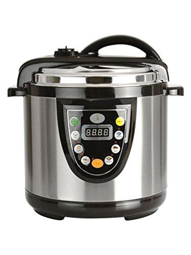 Berghoff 6.3 Quart Pressure Cooker by Berghoff