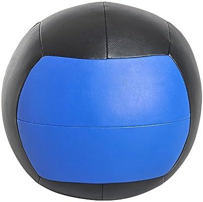 Homcom - Balón Medicinal Crossfit Fitness Wall Ball de 9 kg, de ...