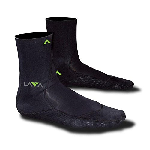 - 2mm Neoprene Wetsuit Socks (Large) (Vortex Neoprene Wetsuit)
