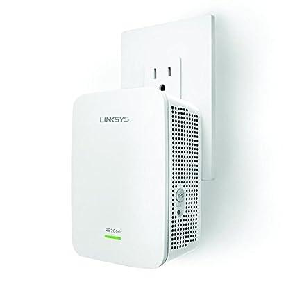 Linksys Max-Stream AC1900+ MU-MIMO Wi-Fi Range Extender (RE7000)