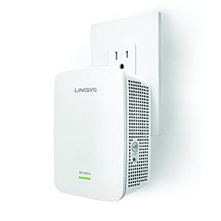 Linksys AC1900 Gigabit Range Extender / WiFi Booster / Repeater MU-MIMO (Max Stream RE7000)