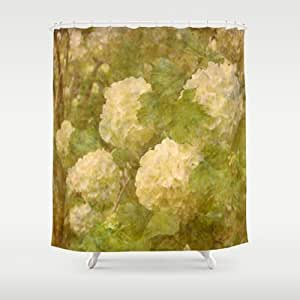 Society6 - Days Gone By Shower Curtain by DesignsByMarly