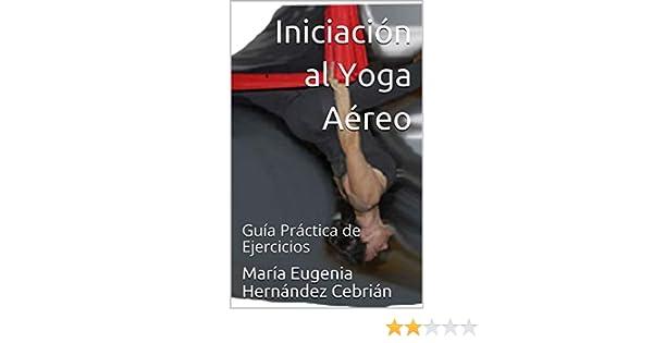 Iniciación al Yoga Aéreo: Guía Práctica de Ejercicios